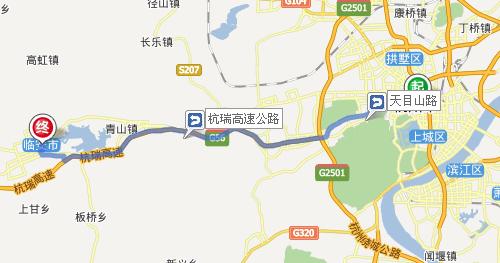杭州到临安自驾线路-浙江临安农家乐旅游网